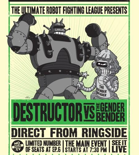 Futurama Gender Bender
